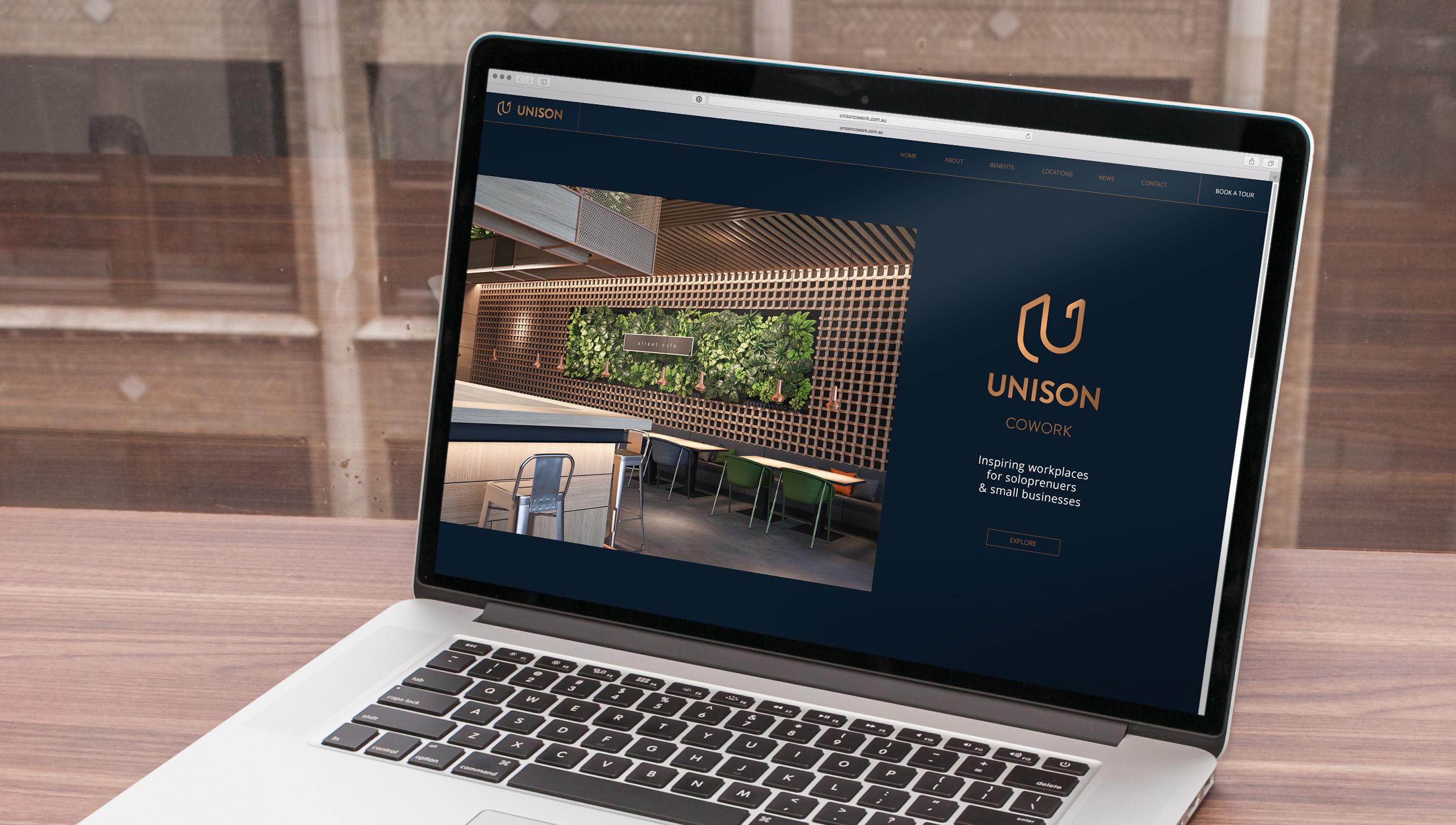 Unison_website